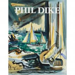 Phil Dike | Art Book