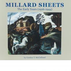 Millard Sheets: The Early Years (1926-1944)   Art Book