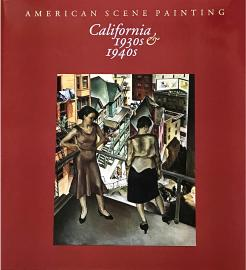 American Scene Painting: California 1930s and 1940s | Art Book