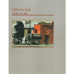 California Style 1930s and 40s | Art Catalog